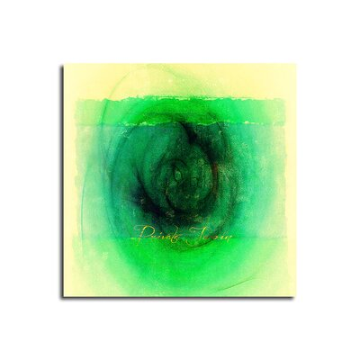 PaulSinusArt Enigma Abstrakt 072 Painting Print on Canvas