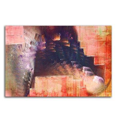 PaulSinusArt Enigma Abstrakt 322 Painting Print on Canvas