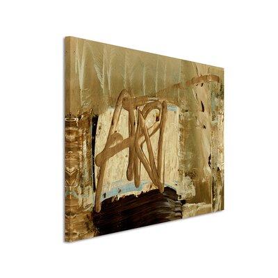 PaulSinusArt Enigma Abstrakt 523 Painting Print on Canvas