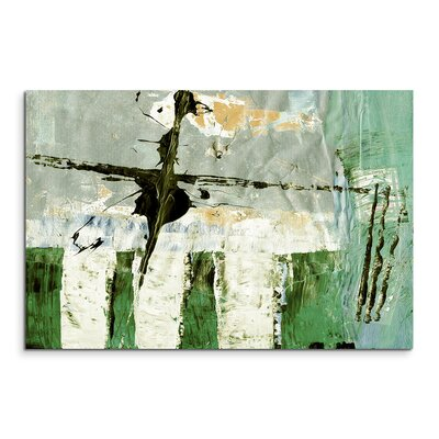 PaulSinusArt Enigma Abstrakt 524 Painting Print on Canvas