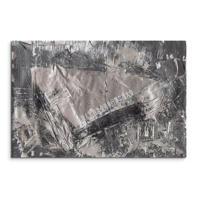 PaulSinusArt Enigma Abstrakt 527 Painting Print on Canvas