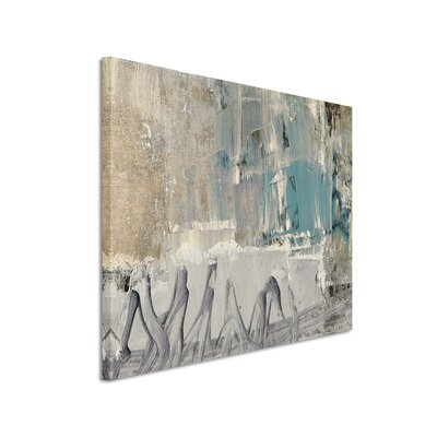 PaulSinusArt Enigma Abstrakt 528 Painting Print on Canvas