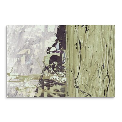 PaulSinusArt Enigma Abstrakt 531 Painting Print on Canvas