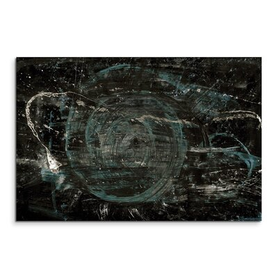 PaulSinusArt Enigma Abstrakt 540 Painting Print on Canvas