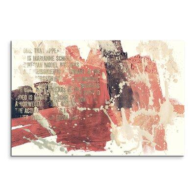 PaulSinusArt Enigma Abstrakt 542 Painting Print on Canvas