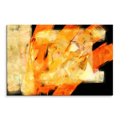 PaulSinusArt Enigma Abstrakt 761 Painting Print on Canvas
