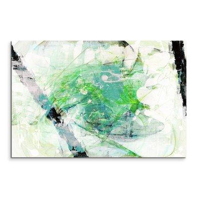 PaulSinusArt Enigma Abstrakt 763 Painting Print on Canvas