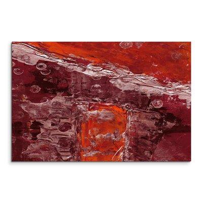 PaulSinusArt Enigma Abstrakt 765 Painting Print on Canvas