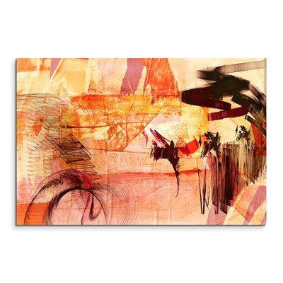 PaulSinusArt Enigma Abstrakt 766 Painting Print on Canvas