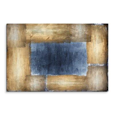 PaulSinusArt Enigma Abstrakt 781 Painting Print on Canvas