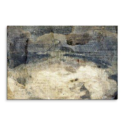 PaulSinusArt Enigma Abstrakt 952 Painting Print on Canvas