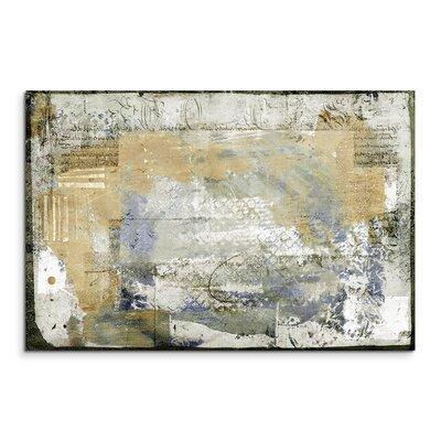 PaulSinusArt Enigma Abstrakt 955 Painting Print on Canvas