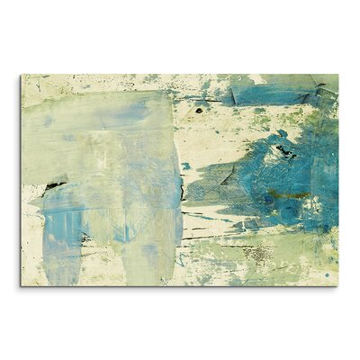 PaulSinusArt Enigma Abstrakt 958 Painting Print on Canvas
