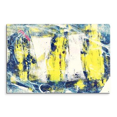 PaulSinusArt Enigma Abstrakt 962 Painting Print on Canvas