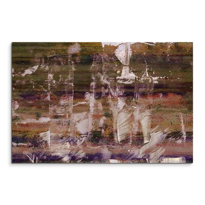PaulSinusArt Enigma Abstrakt 968 Painting Print on Canvas