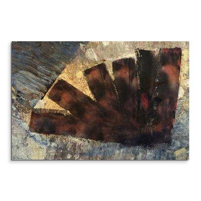 PaulSinusArt Enigma Abstrakt 969 Painting Print on Canvas
