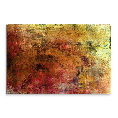 PaulSinusArt Enigma Abstrakt 971 Painting Print on Canvas