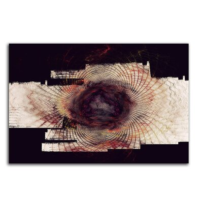 PaulSinusArt Enigma Abstrakt 172 Painting Print on Canvas