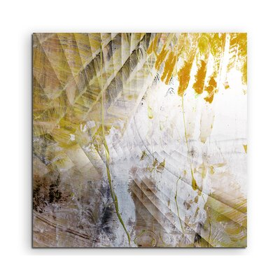 PaulSinusArt Enigma Abstrakt 864 Painting Print on Canvas