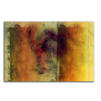 PaulSinusArt Enigma Abstrakt 184 Painting Print on Canvas