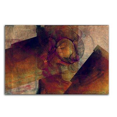 PaulSinusArt Enigma Abstrakt 185 Painting Print on Canvas