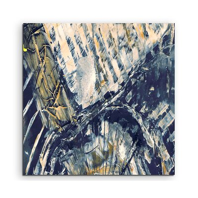 PaulSinusArt Enigma Abstrakt 871 Painting Print on Canvas