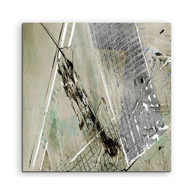 PaulSinusArt Enigma Abstrakt 873 Painting Print on Canvas