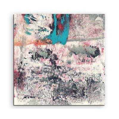 PaulSinusArt Enigma Abstrakt 875 Painting Print on Canvas