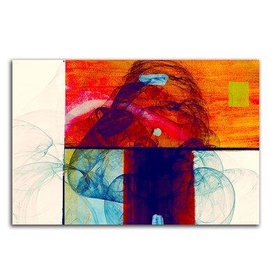 PaulSinusArt Enigma Abstrakt 372 Painting Print on Canvas