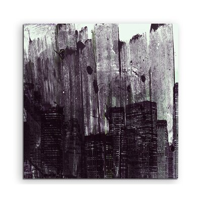 PaulSinusArt Enigma Abstrakt 886 Painting Print on Canvas