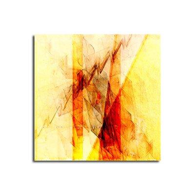 PaulSinusArt Enigma Abstrakt 241 Painting Print on Canvas