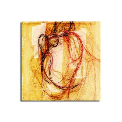 PaulSinusArt Enigma Abstrakt 243 Painting Print on Canvas