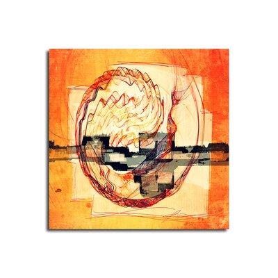 PaulSinusArt Enigma Abstrakt 251 Painting Print on Canvas