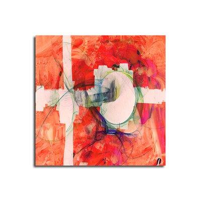 PaulSinusArt Enigma Abstrakt 378 Painting Print on Canvas
