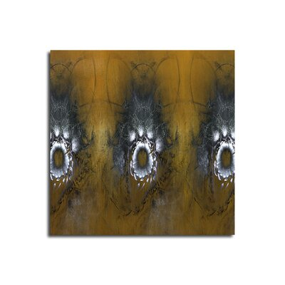 PaulSinusArt Enigma Abstrakt 425 Painting Print on Canvas