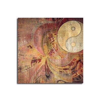 PaulSinusArt Enigma Abstrakt 426 Painting Print on Canvas