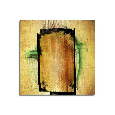 PaulSinusArt Enigma Abstrakt 381 Painting Print on Canvas