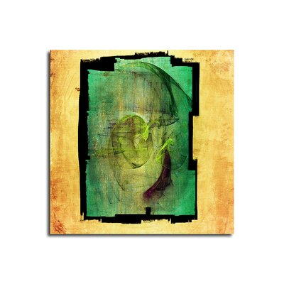 PaulSinusArt Enigma Abstrakt 383 Painting Print on Canvas