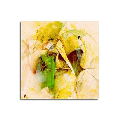 PaulSinusArt Enigma Abstrakt 384 Painting Print on Canvas