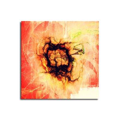 PaulSinusArt Enigma Abstrakt 435 Painting Print on Canvas