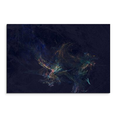 PaulSinusArt Enigma Abstrakt 1079 Painting Print on Canvas