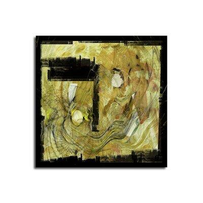 PaulSinusArt Enigma Abstrakt 442 Painting Print on Canvas
