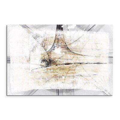 PaulSinusArt Enigma Abstrakt 1298 Painting Print on Canvas