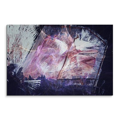 PaulSinusArt Enigma Abstrakt 1500 Painting Print on Canvas