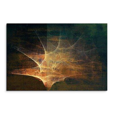 PaulSinusArt Enigma Abstrakt 1137 Painting Print on Canvas