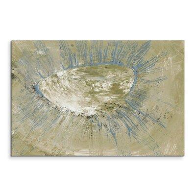 PaulSinusArt Enigma Abstrakt 736 Painting Print on Canvas