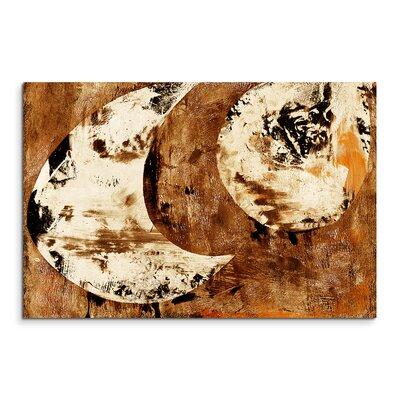 PaulSinusArt Enigma Abstrakt 738 Painting Print on Canvas