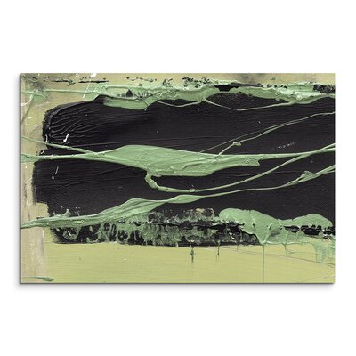 PaulSinusArt Enigma Abstrakt 506 Painting Print on Canvas
