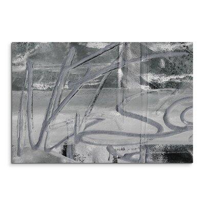 PaulSinusArt Enigma Abstrakt 508 Painting Print on Canvas