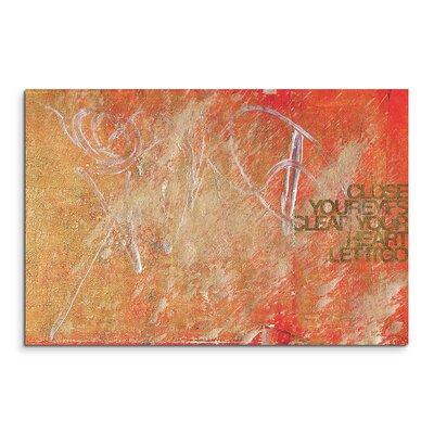 PaulSinusArt Enigma Abstrakt 519 Painting Print on Canvas